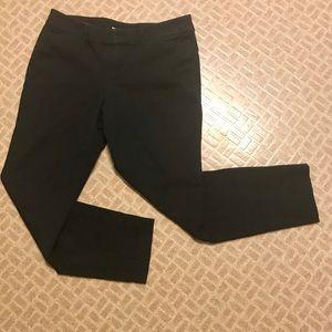 OldNavy Pixie Pants Black Size 8